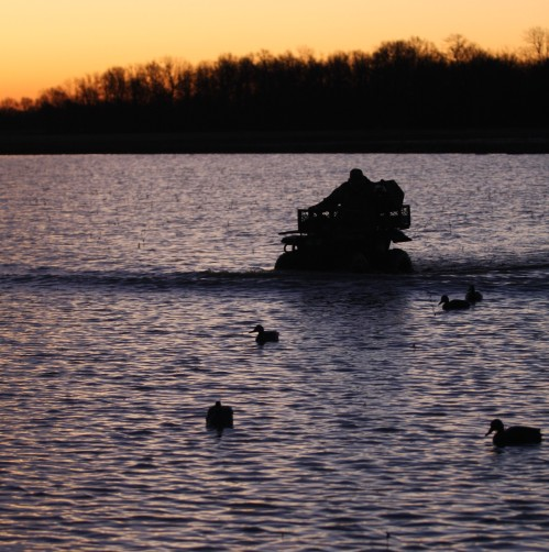 Waterfowl season will be here soon and hunters already are making plans. (ACPhoto)