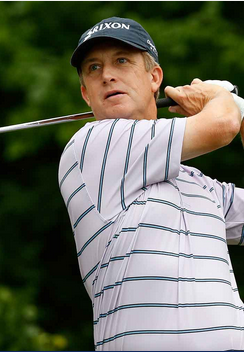 David Toms is one of only three major championship winners in the field of 132.