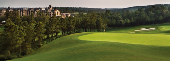 Ross Bridge is a fantastic resort southwest of Birmingham where you can get great food, relaxing accommodations and a stunning golf course that will test anyone's skills.