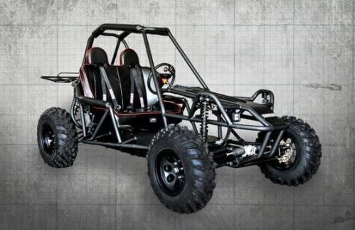 TORQ electric vehicle
