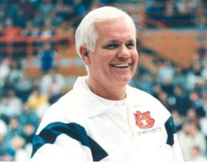 Robert Dillard, former Auburn and Jacksonville State gymnastics coach.
