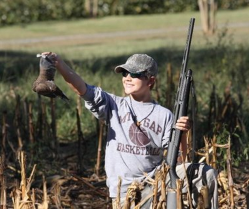 Youth Dove Hunting AC