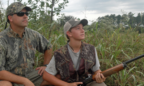 Youth Dovehunts